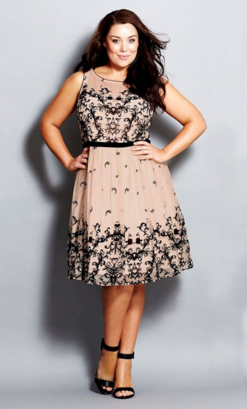 best cocktail dress for plus size choices collection and woman