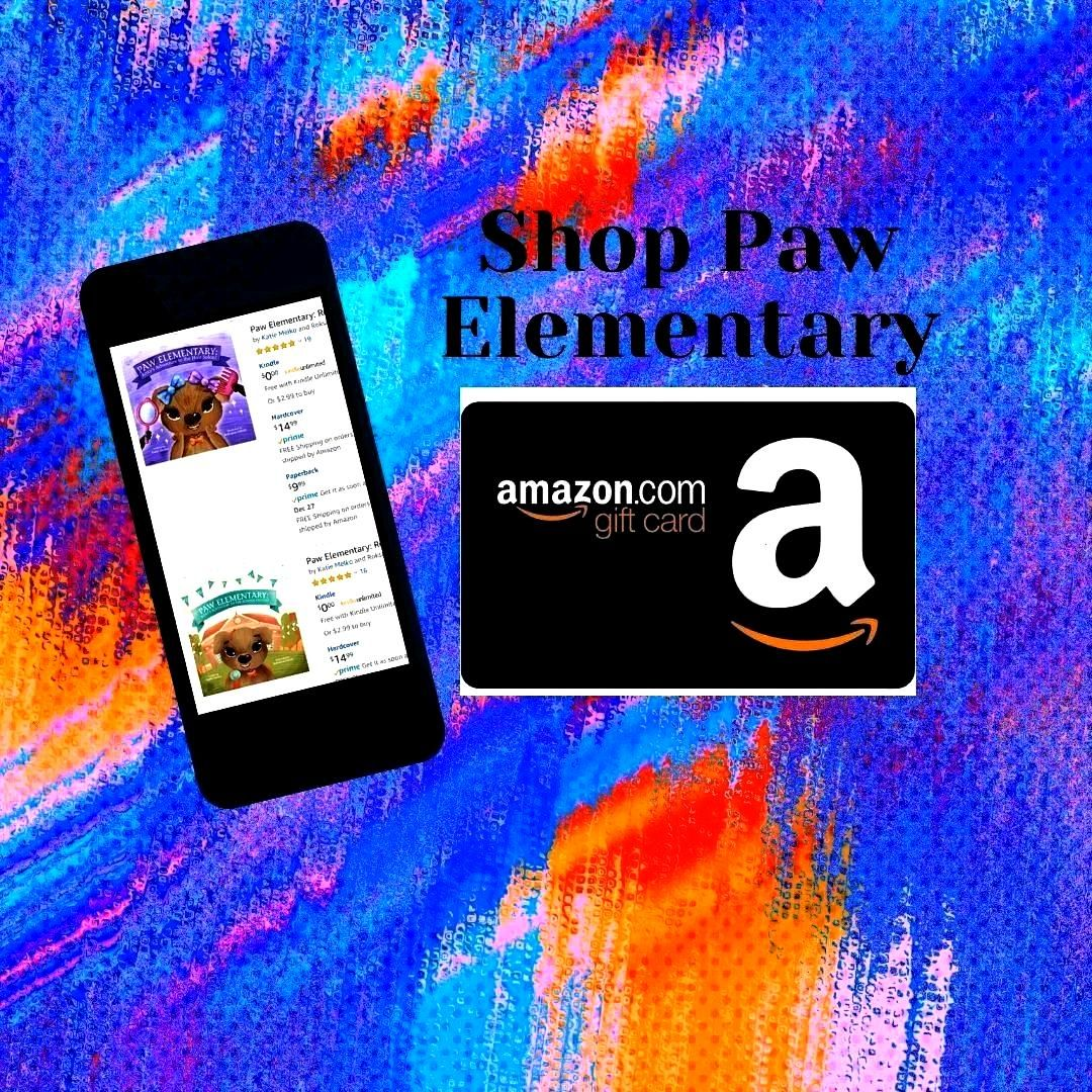 buy books? Paw Elementary is available on Amazon Prime!Paw Elementary is available on Amazon Prime!