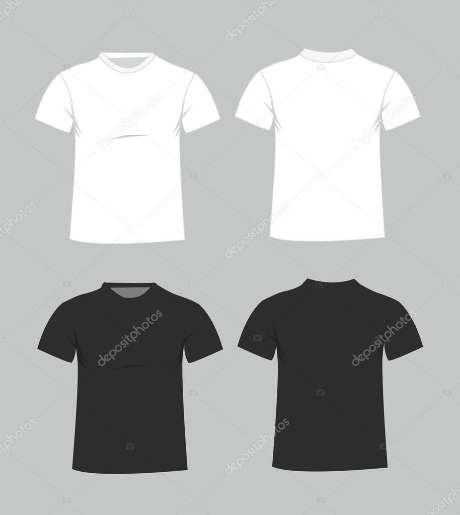 Download Blank T Shirt Template Front And Back Blank T Shirt With Regard To Blank Tee Shirt Template Great Cretive Temp Shirt Template Blank T Shirts Best Templates