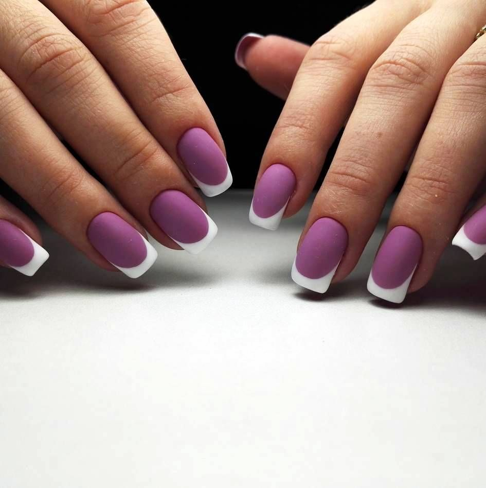 nice 75 Mesmerizing Ideas on French Tip Nails - Fascinating French ...