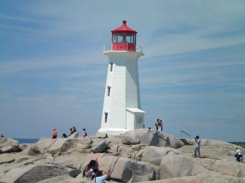 Peggy's Cove, Nova Scotia CANADA