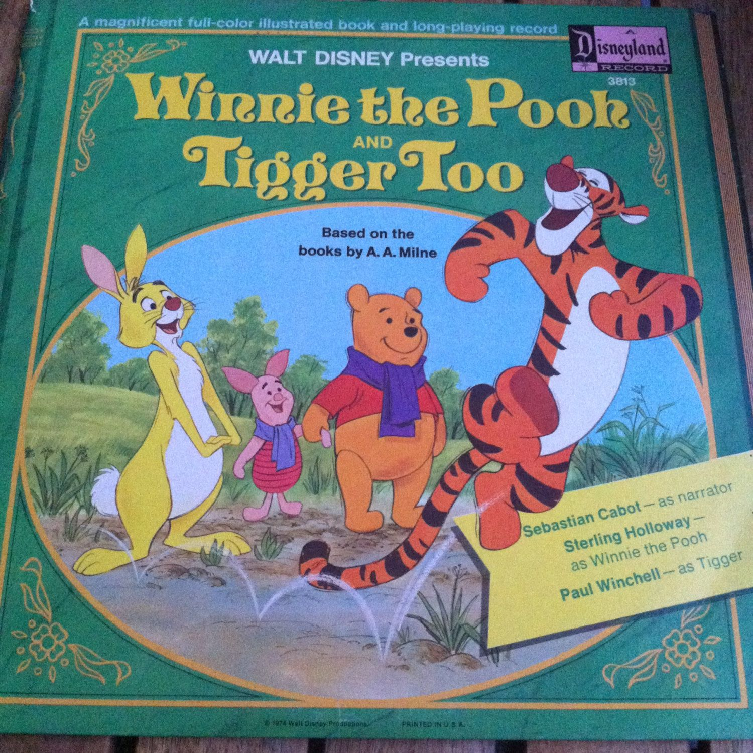 winnie the pooh and tigger too pdf