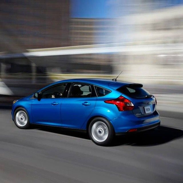 Do You Commute In Your Ford Focus Ford Focus Ford Focus St Ford Focus Sedan