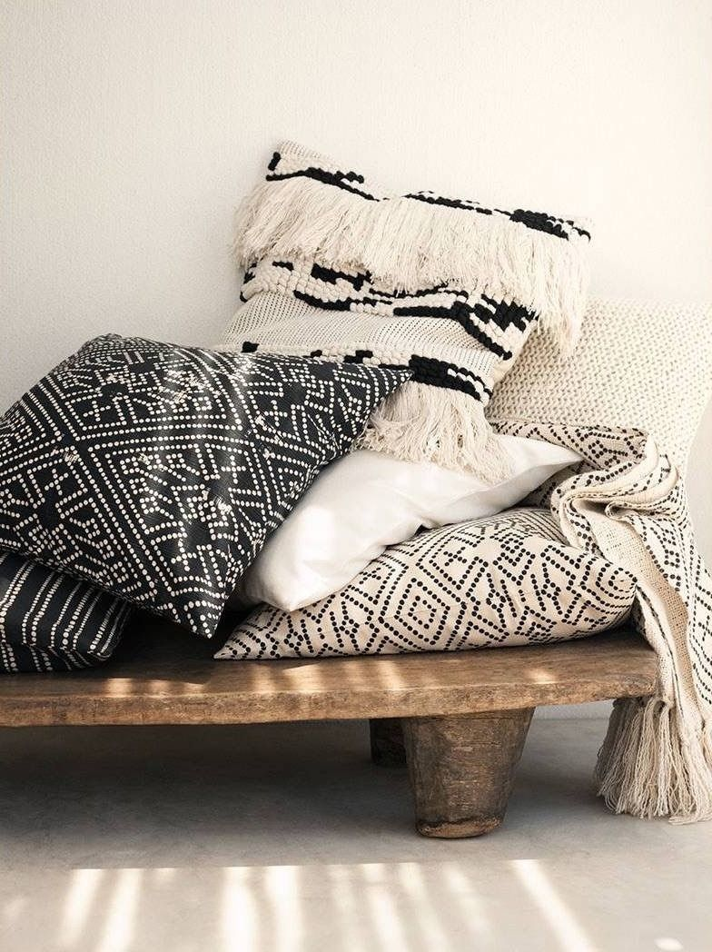 Everything We Want And Need From H M S Outdoor Collection Kissenideen Boho Kissen Kissen Decken