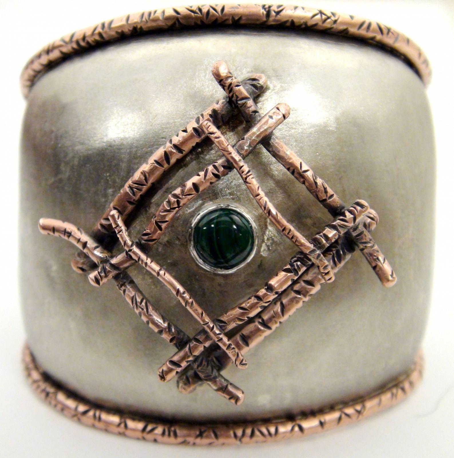 Copper Nest Bracelet