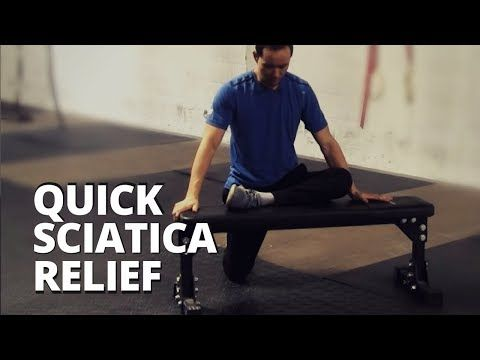 5 Best Sciatica Stretches for Quick Pain Relief   PrecisionMovement coach is part of Sciatic nerve exercises - Sciatic nerve pain is the main symptom of an injured back  This article reveals the best sciatica stretches to relieve the pain quickly, at home