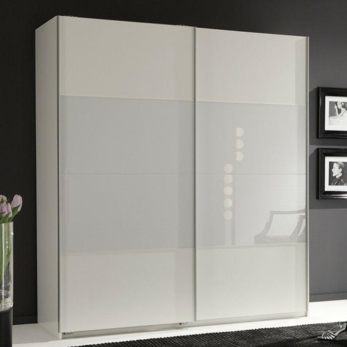 Accent Wall With Batten And Slidinf Door: Wardrobe Design Sliding Doors Black Accent Wall Interior
