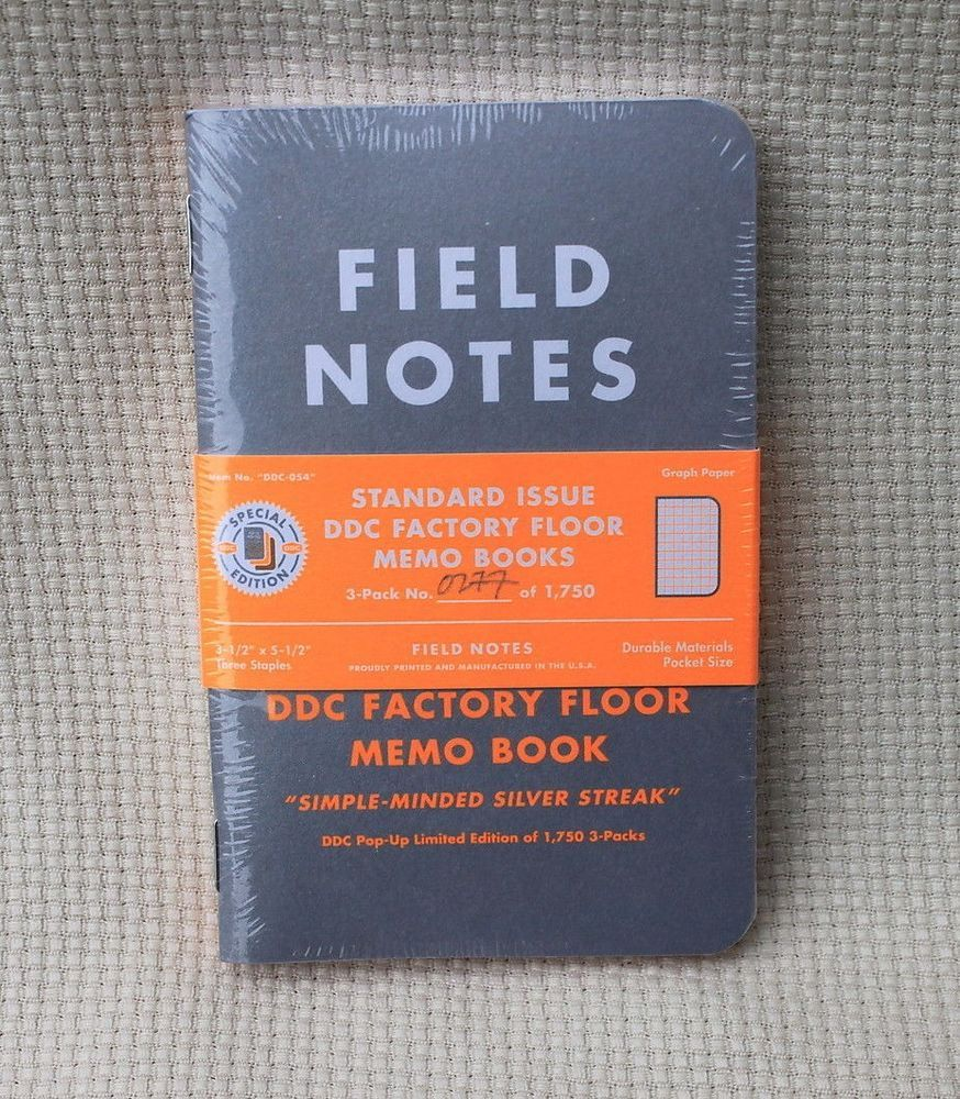 Made In The Usa  DraplinS Ddc Factory Floor Weirdo Field