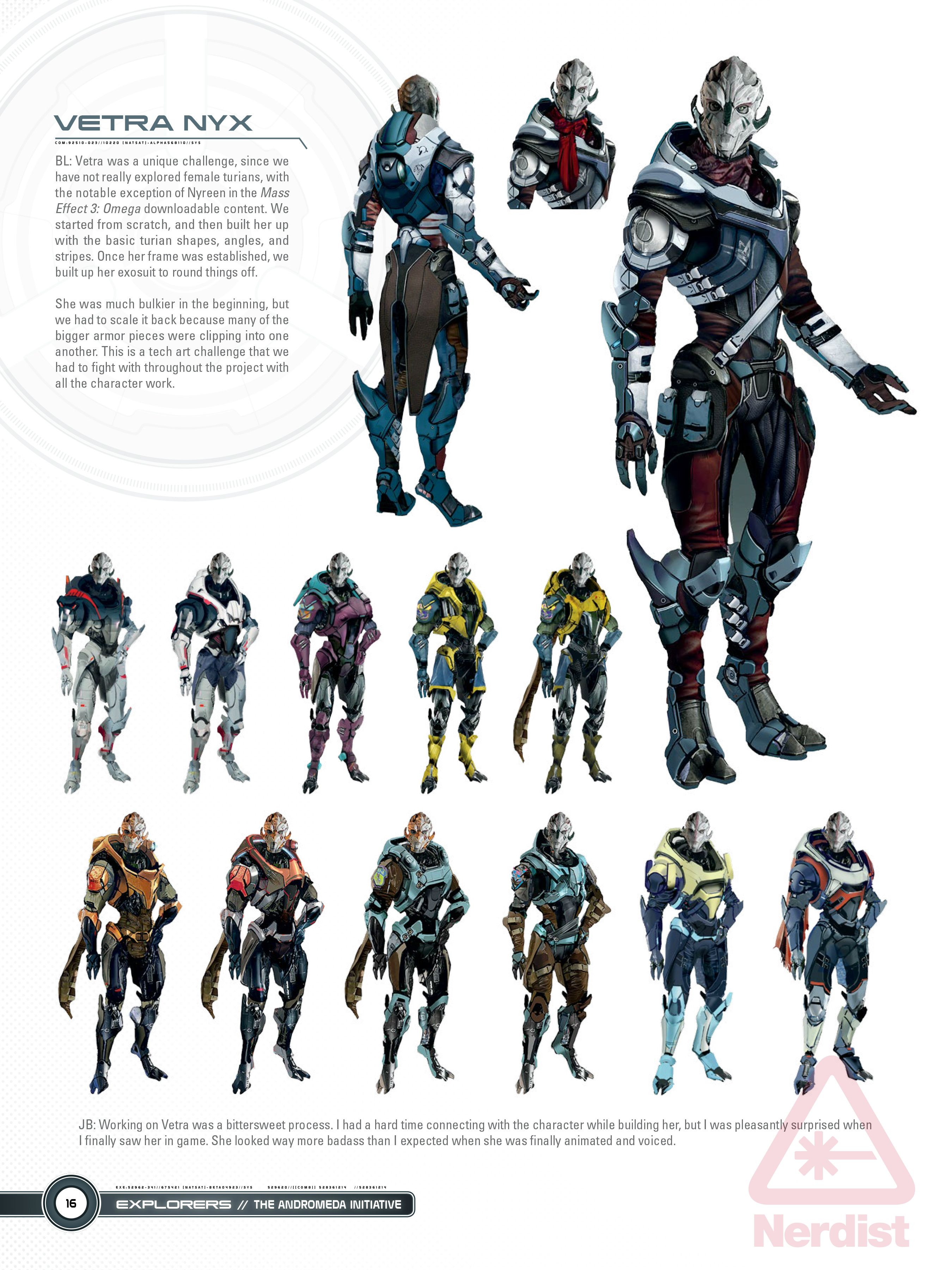 The Art Of Mass Effect Andromeda Is Our Favorite Art Book On The