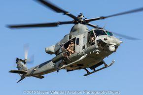 Bell UH-1Y Venom -  flic.kr/p/qv2sTu   Bell UH-1Y Venom   168502 Marine Light Attack Helicopter Squadron 269 (HMLA-269) - #Bell #helicopterluxury #helicoptermilitary #helicopterprivate #UH1Y #Venom
