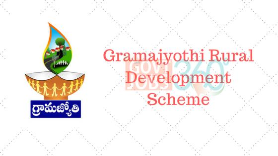 Gramajyothi Rural Development Scheme -Telangana State