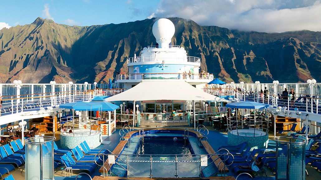Around Hawaii On The NCL Pride Of America Norwegian Pride Of - Pride of america cruise ship hawaii