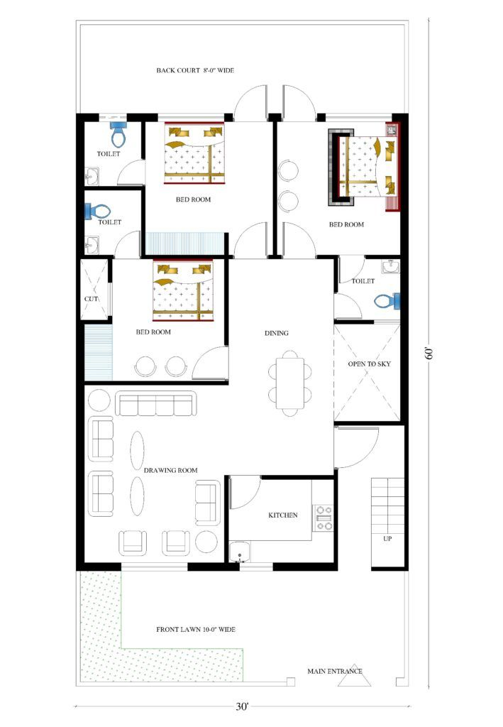 house plans for your dream also plan  beautiful home design of rh pinterest