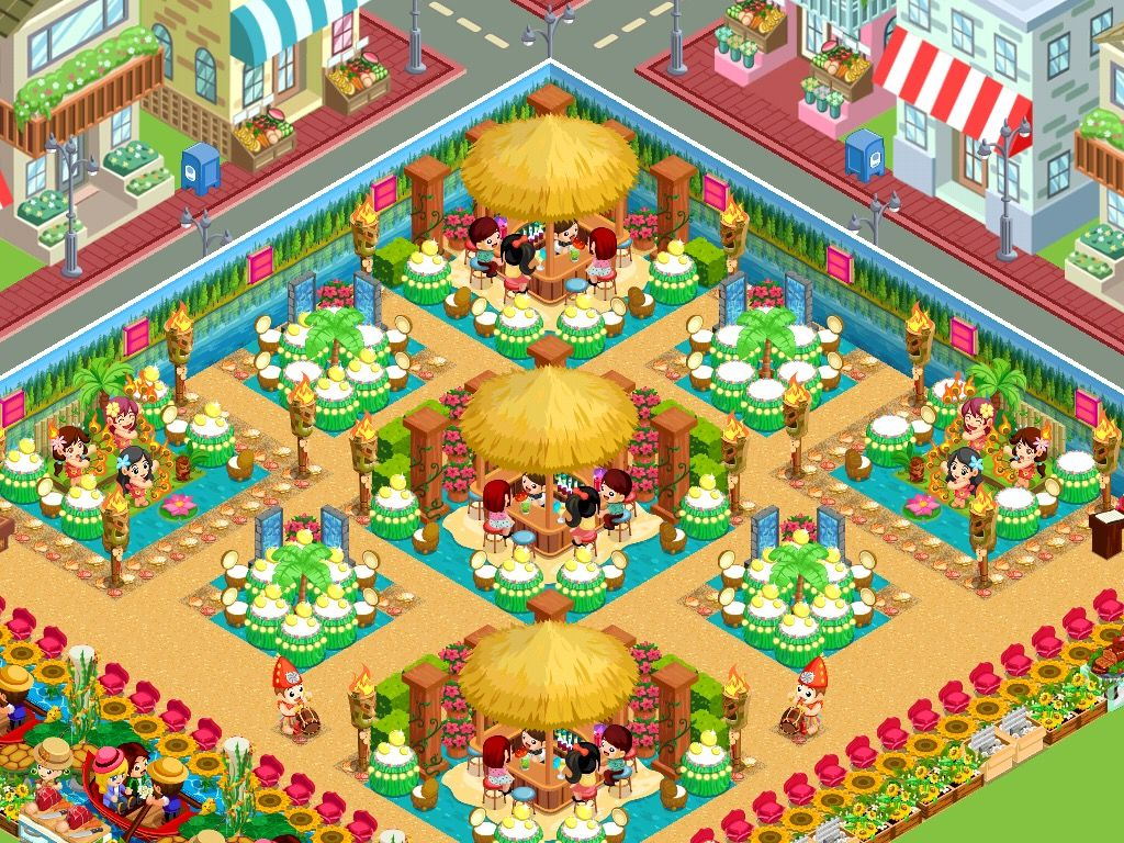 Hot tamales store in Restaurant Story game | Restaurant ...