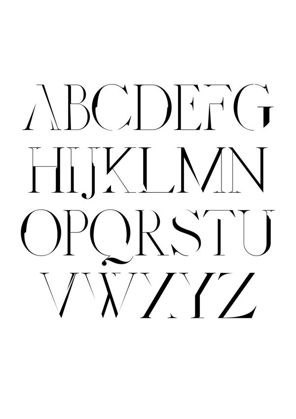 Distorted Fashion Free Font By Scribblez Grafix Via Behance