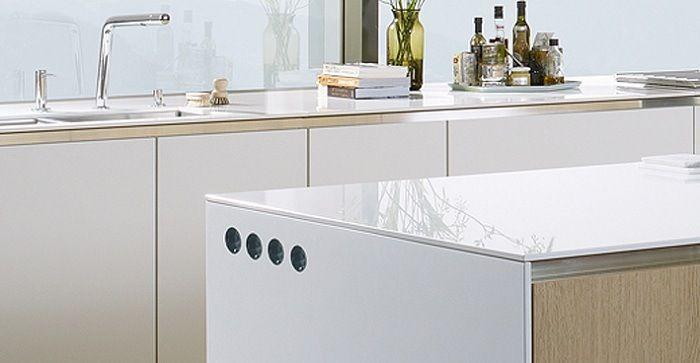 inbouw stopcontact | .keuken // | Pinterest | Open kitchens, Window ...