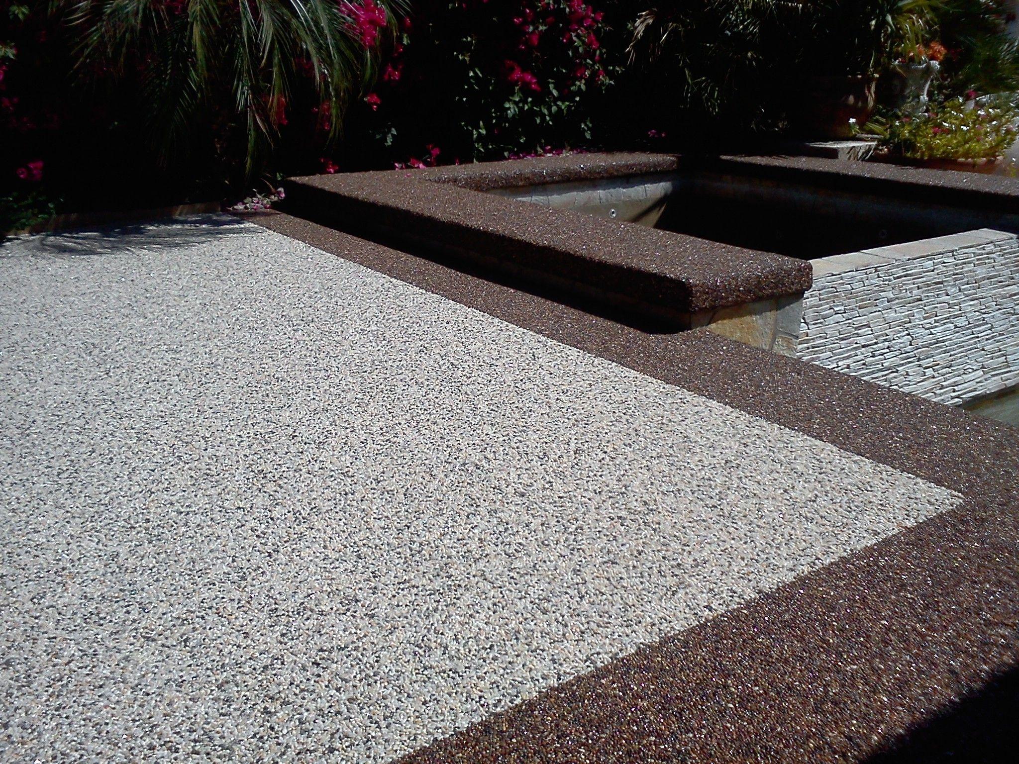 Exterior Concrete Floor Covering Ideas