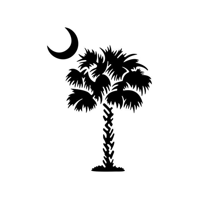 pin by jessica dillard on cricut pinterest palmetto tree art clipart and cricut. Black Bedroom Furniture Sets. Home Design Ideas