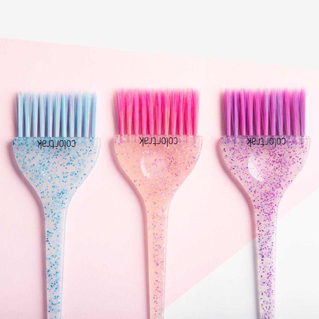 Colours By Colortrak Hair Color Brush Hair Brush Hair Brush Set