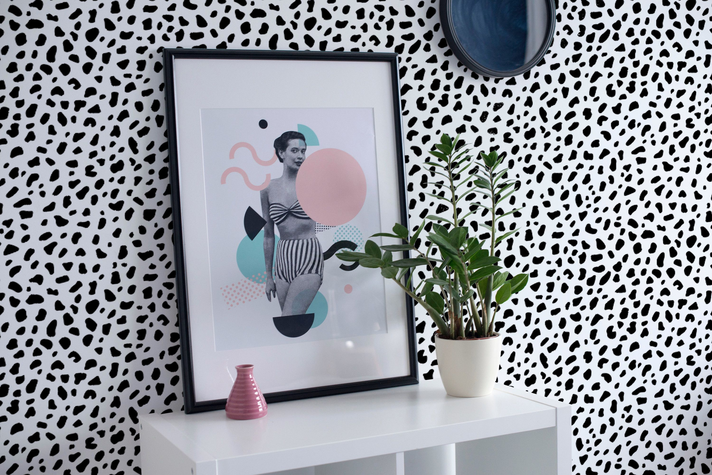 Removable Wallpaper Peel And Stick Wallpaper Animal Print Removable Wallpaper Nursery Wallpaper Peel And Stick Wallpaper