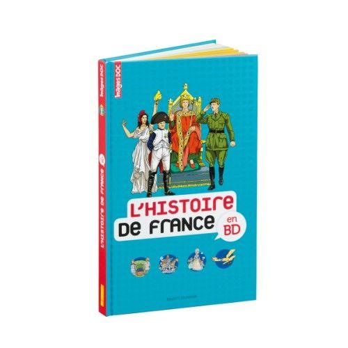 Livre L Histoire De France En Bd Anni En 2019 Histoire