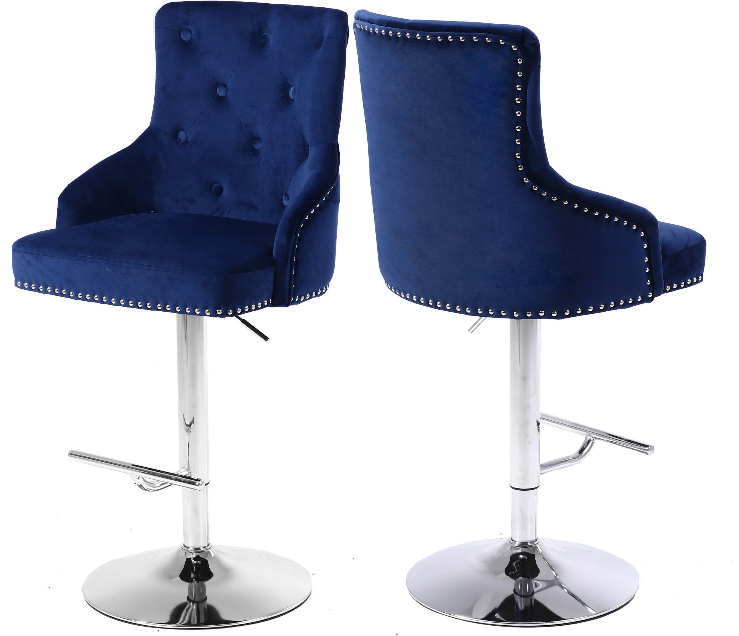 Brilliant Meridian 709Navy Hot Sellers Adjustable Bar Stools Bar Caraccident5 Cool Chair Designs And Ideas Caraccident5Info