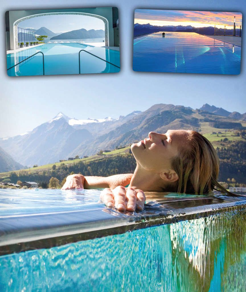 die sch nsten infinity pools in deutschland sterreich und der schweiz. Black Bedroom Furniture Sets. Home Design Ideas