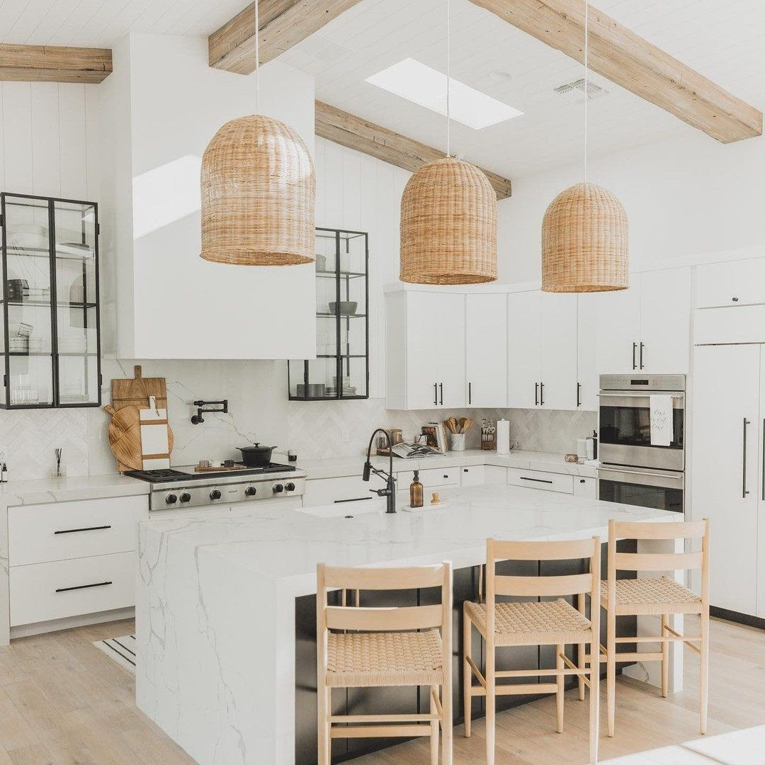 light and airy 🍃 in 2020 | Home, Home decor kitchen ...
