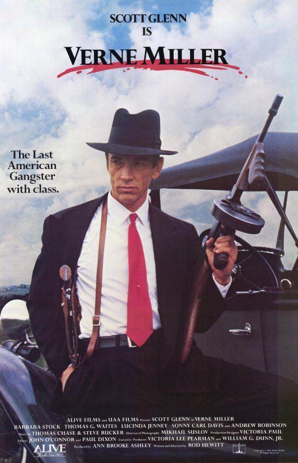 The Verne Miller Story (Gangland) (Verne Miller) (1987 ...