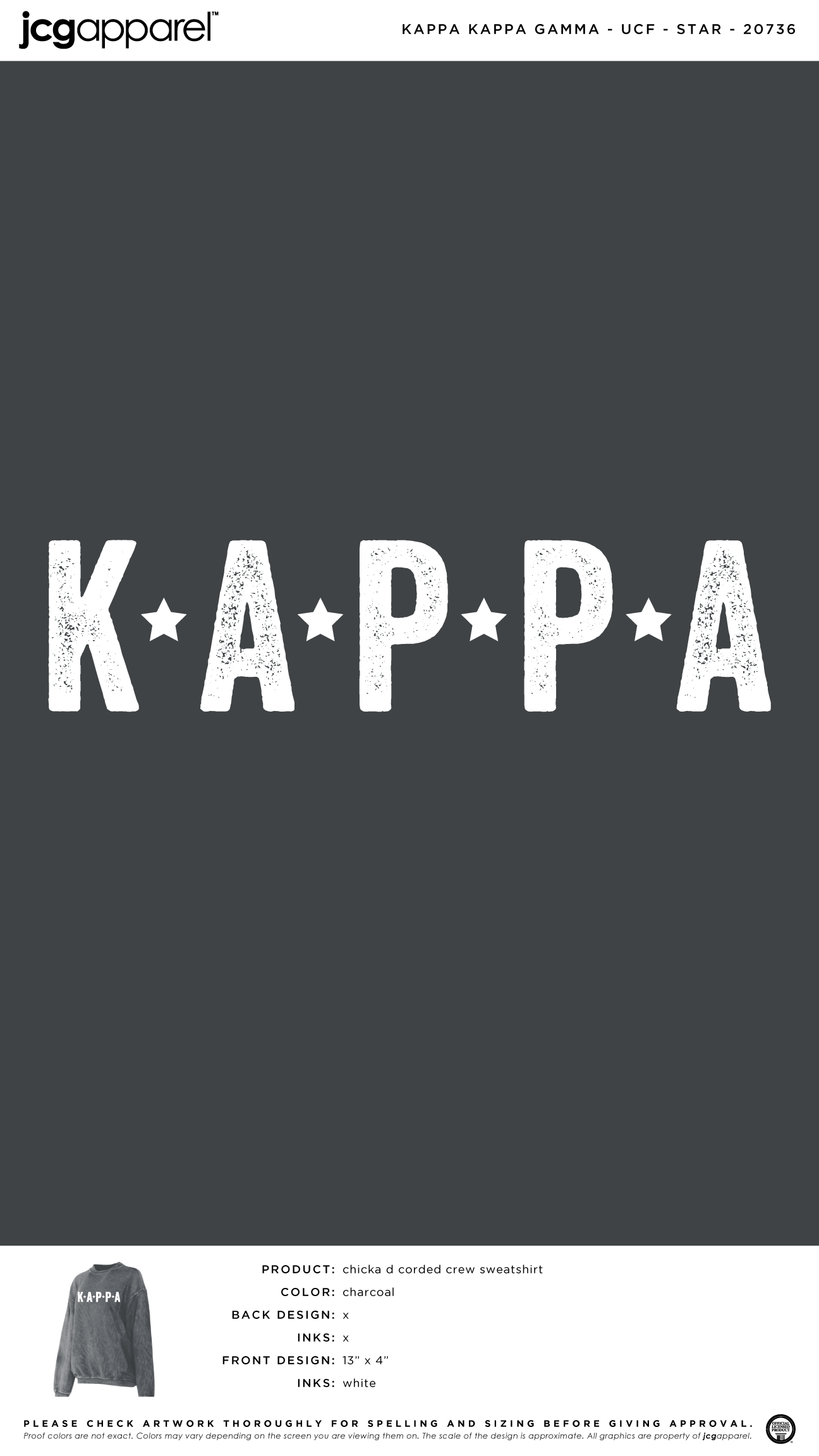 Greek Letter Before Kappa.Kappa Kappa Gamma Star Shirt Sorority Star Greek Star