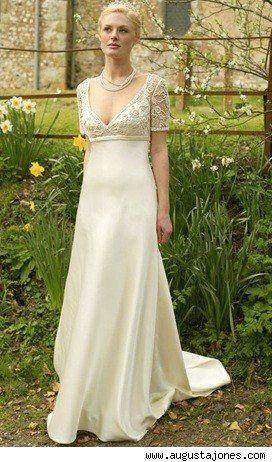 Simple Summer Wedding Dresses - Ocodea.com