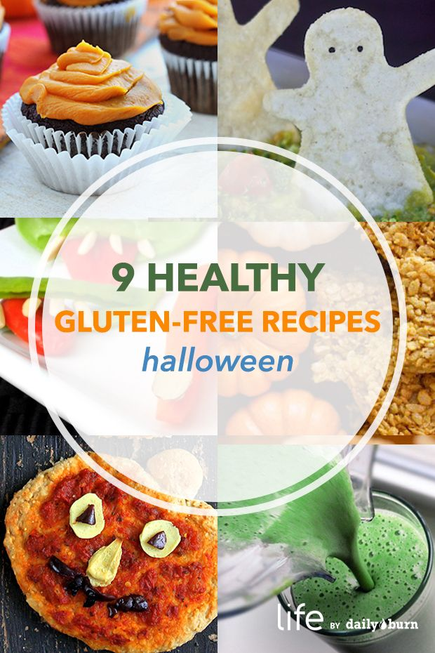 9 Spook-tacular Gluten-Free Halloween Recipes For more great ideas follow me at www.pinterest.com/themomdeal
