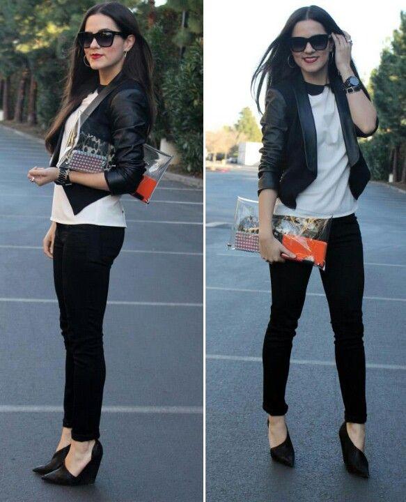 Rocker chic fashion | FASHION | Fashion, Rocker chic style