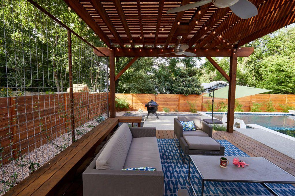 Native Edge Landscape :: Austin, Tx | » Brentwood Oasis in ...