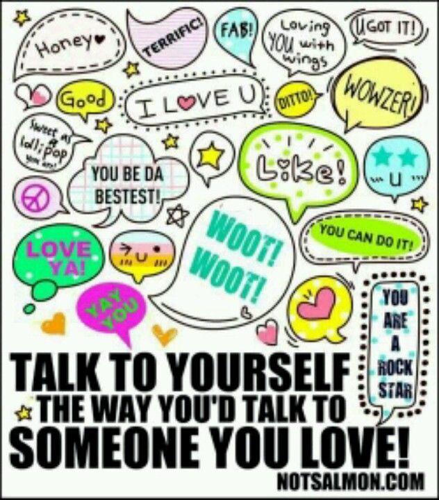 Daily self love