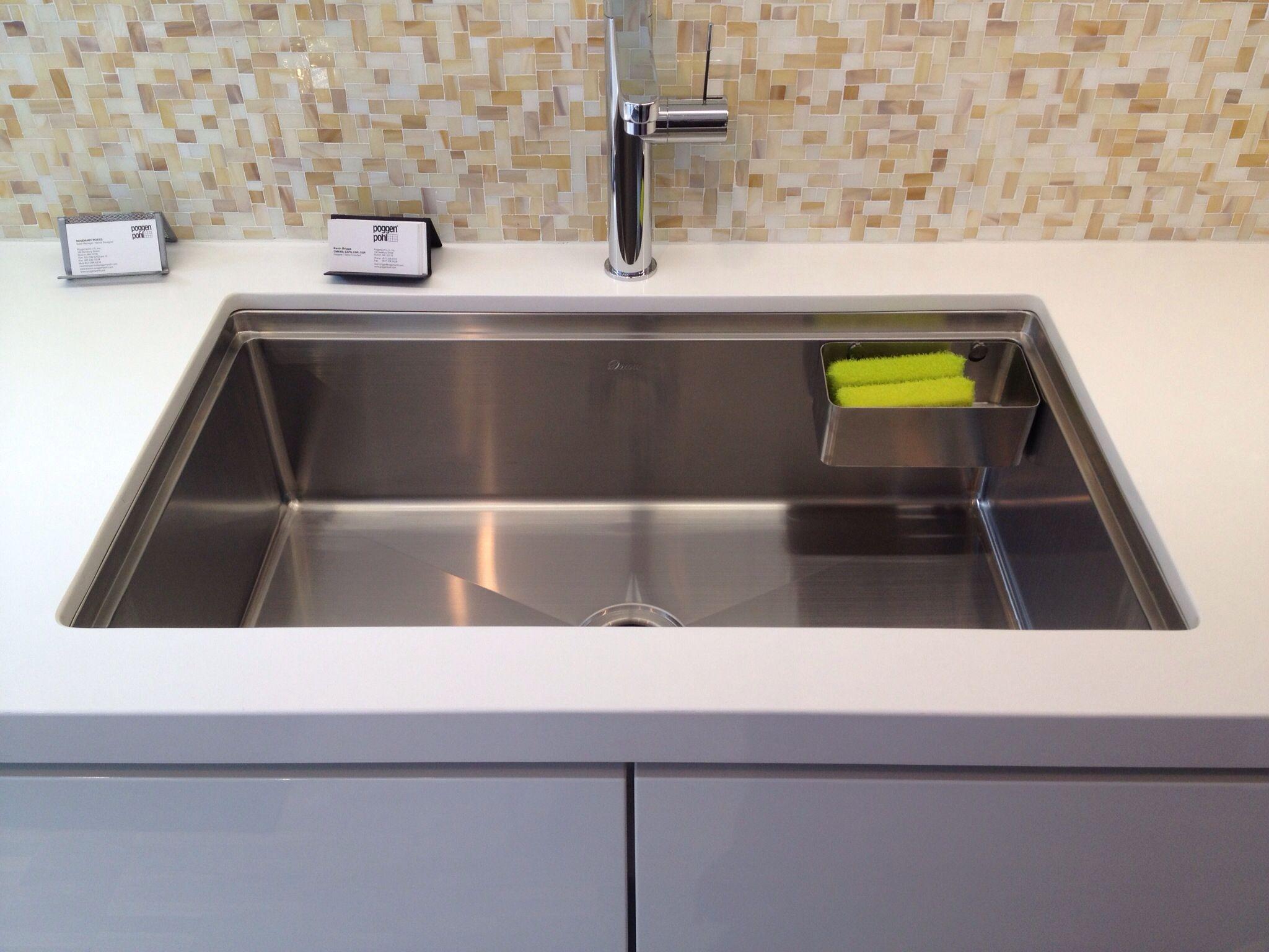 Nice large deep sink Kitchen Pinterest