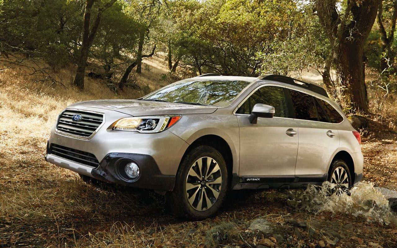 Subaru outback 2015 subaru outback redesign and changes