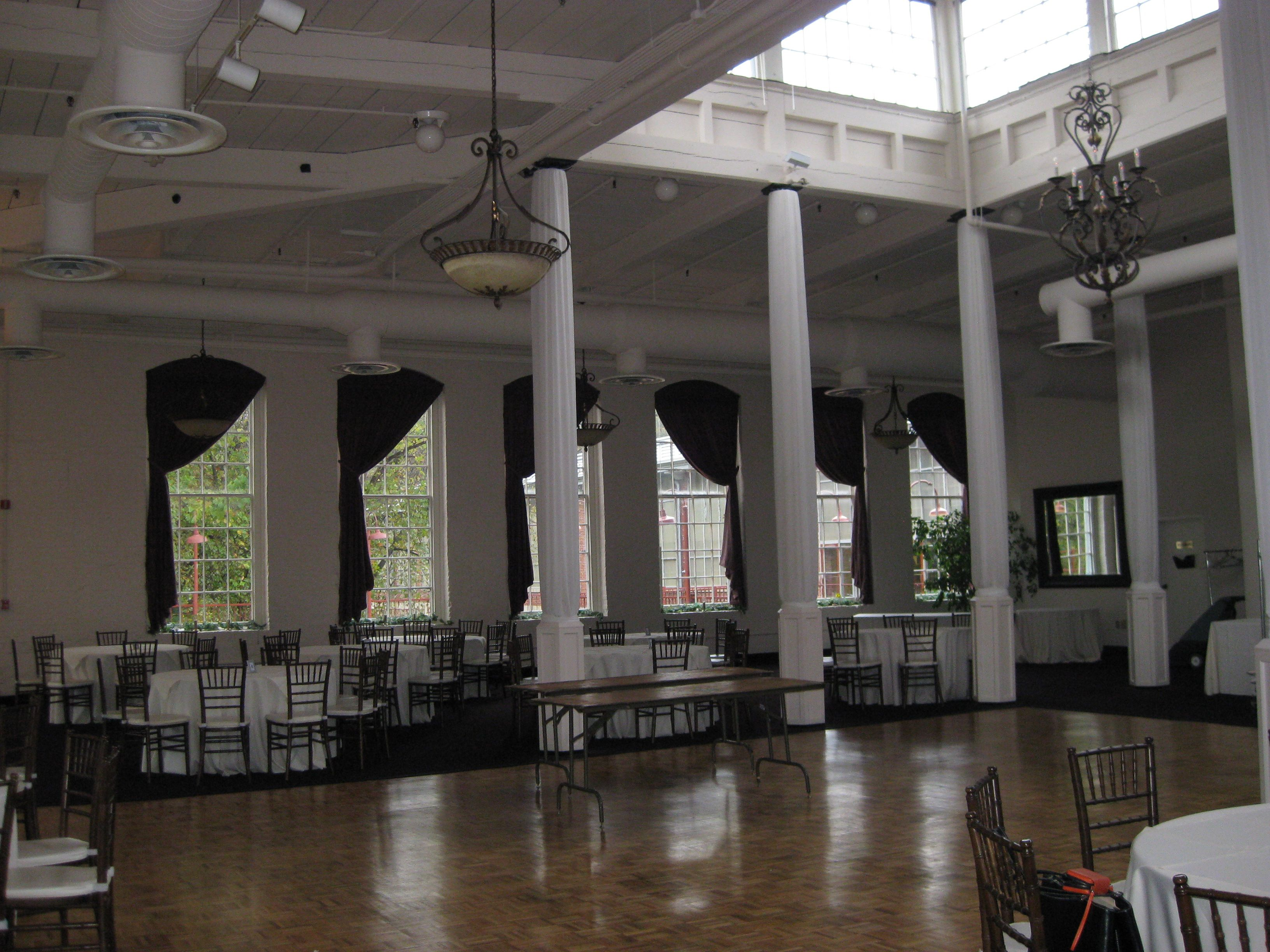 Great Room At Historic Savage Mill Another Surprisingly Affordable Option Great Rooms Pug Wedding Venues