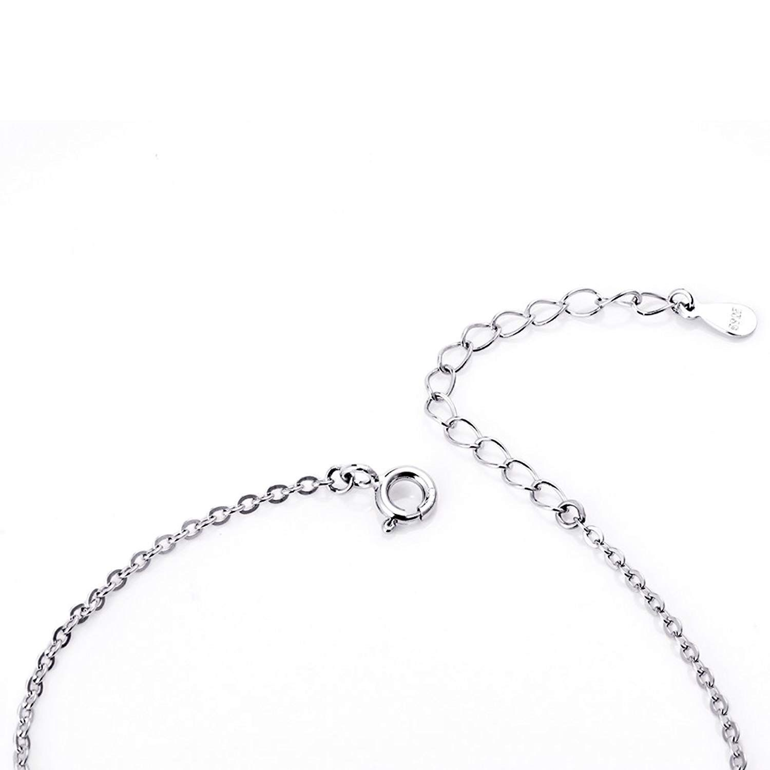 Musical note adjustable bangle bracelet sterling silver jewelry