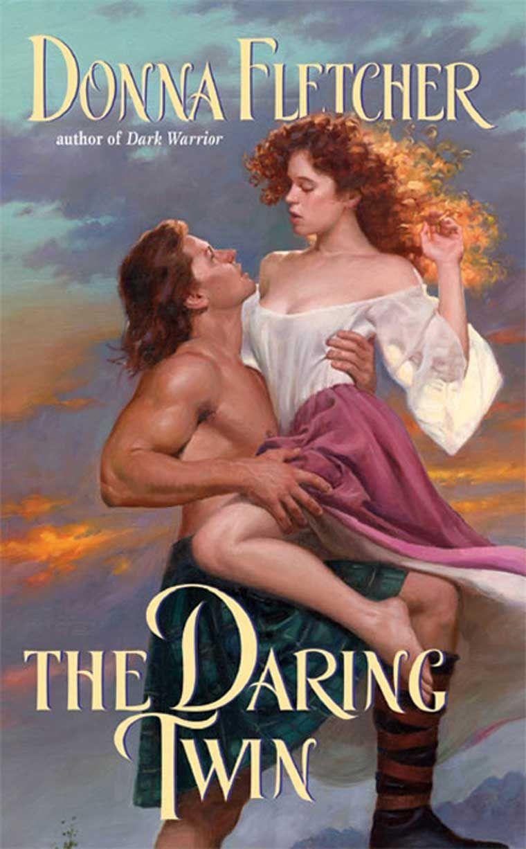 Donna Fletcher - The Daring Twin / #awordfromJoJo #Historicalromance  #DonnaFletcher