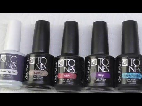 Tones Gel Polish Review.   Nails & Toes Designs to re ...