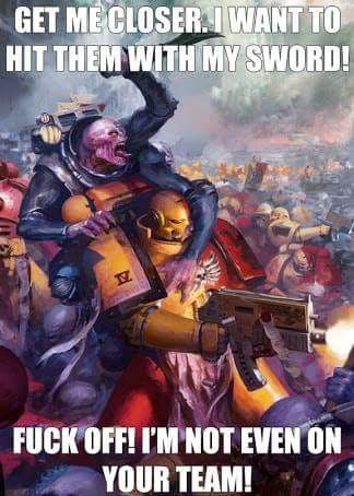 Pin By Tenthousandbears On Tau Warhammer 40k Artwork Warhammer 40k Memes Warhammer Art