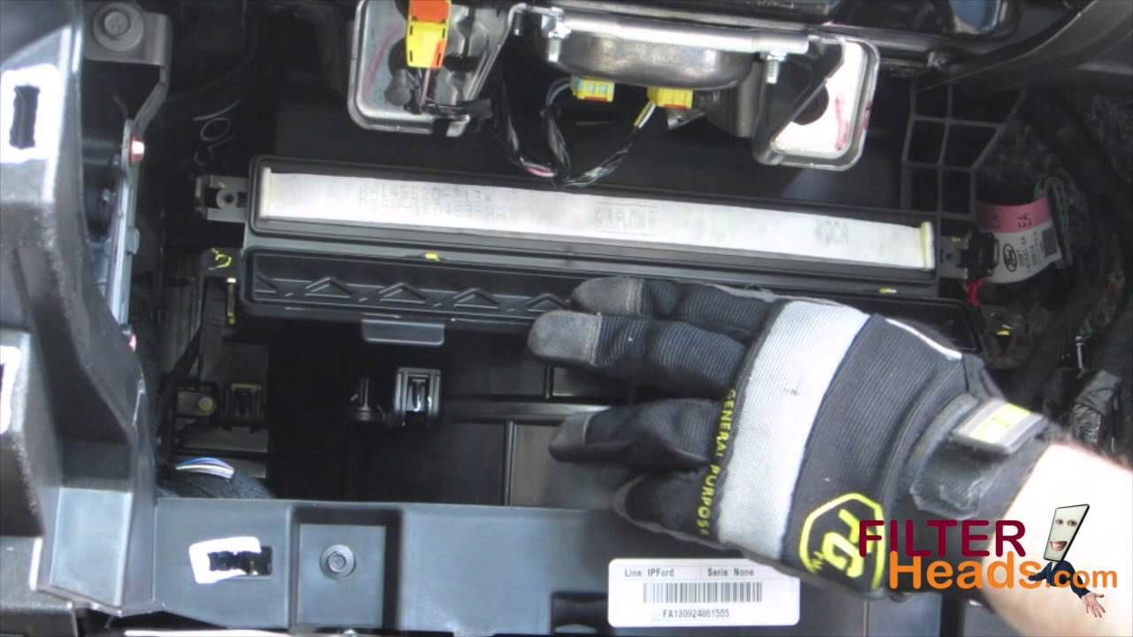 Cabin air filter replacement ford fusion ford cabin air filter replacement videos pinterest ford fusion mercury milan and ford