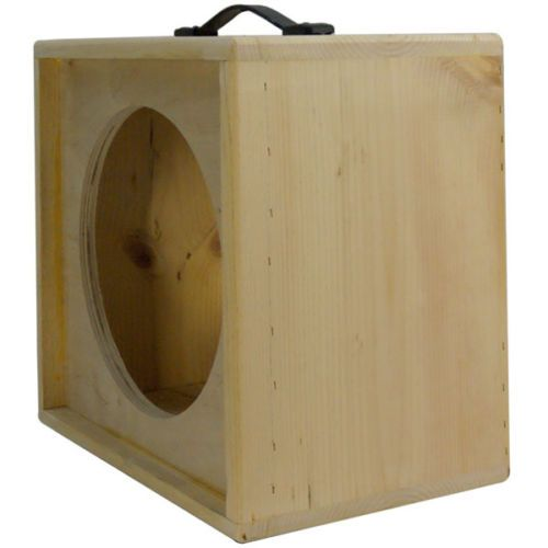 1x12 Solid Pine Raw Wood Extension Guitar Speaker Empty Cabinet G1x12st Rw Speaker Stands Guitar Cabinet Diy Speakers