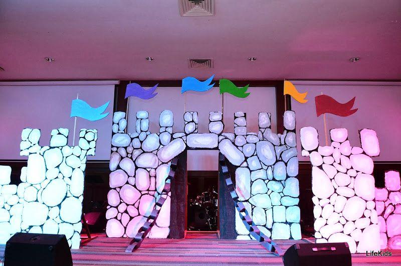 Draw Bridge Church Stage Design Stage Design Church Stage