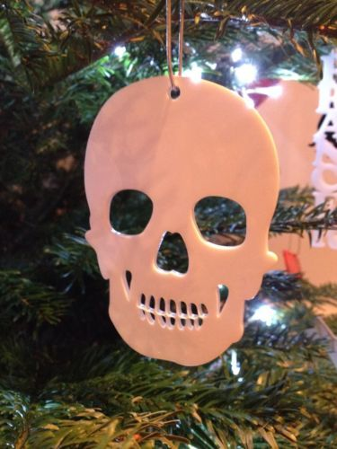 Christmas Skull Ornament Radiology Ornament Christmas Decorations Radiology Christmas