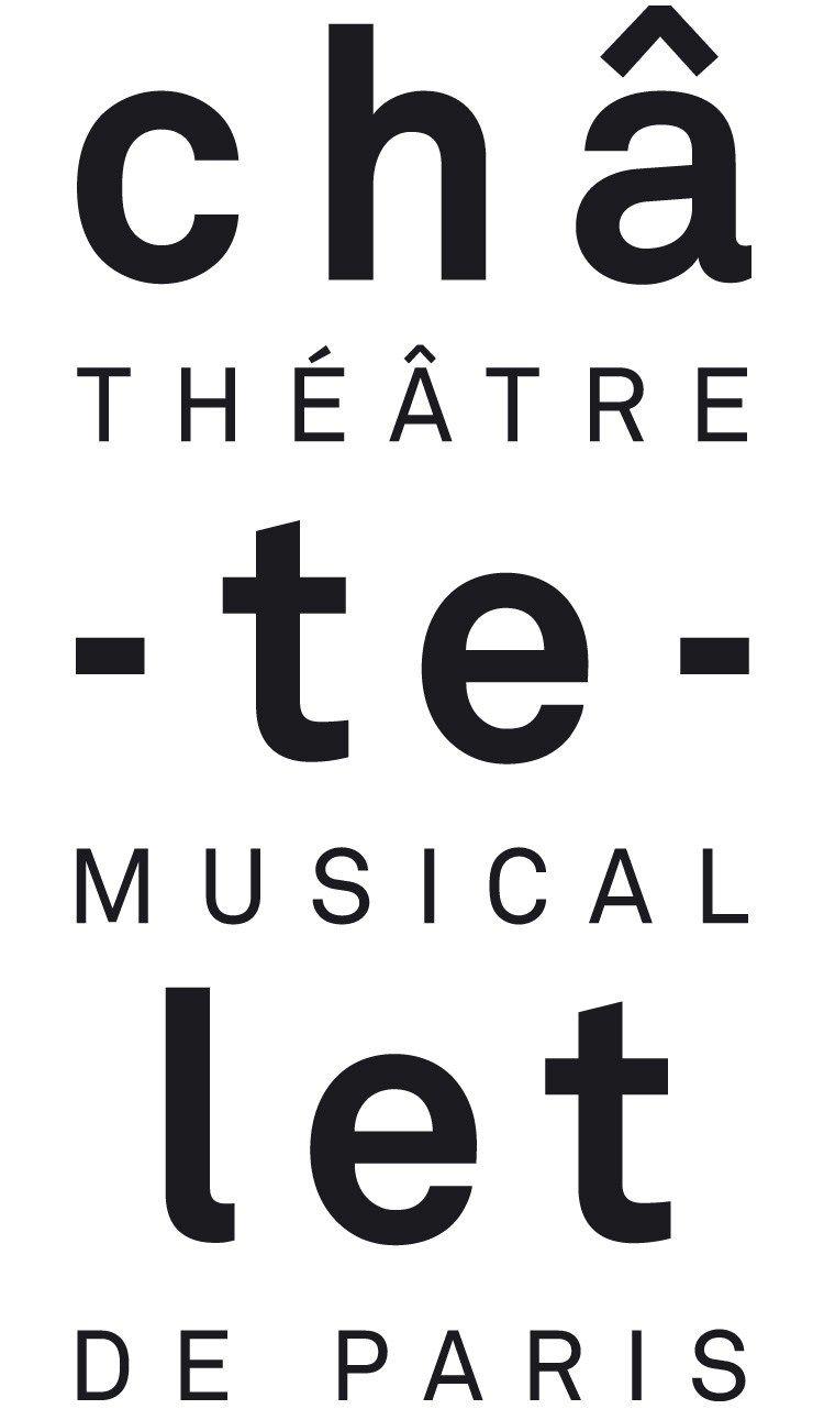 Châtelet théâtre Logotype
