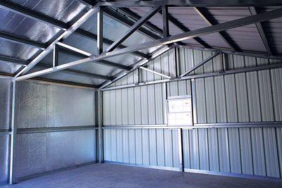 metal buildings rigid steel frame galvanized aluminum frame tennessee