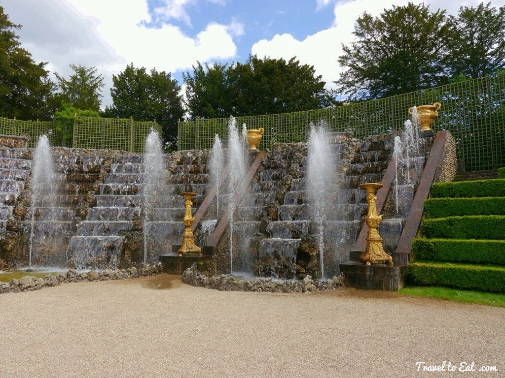 the fountains of versailles parc de versailles