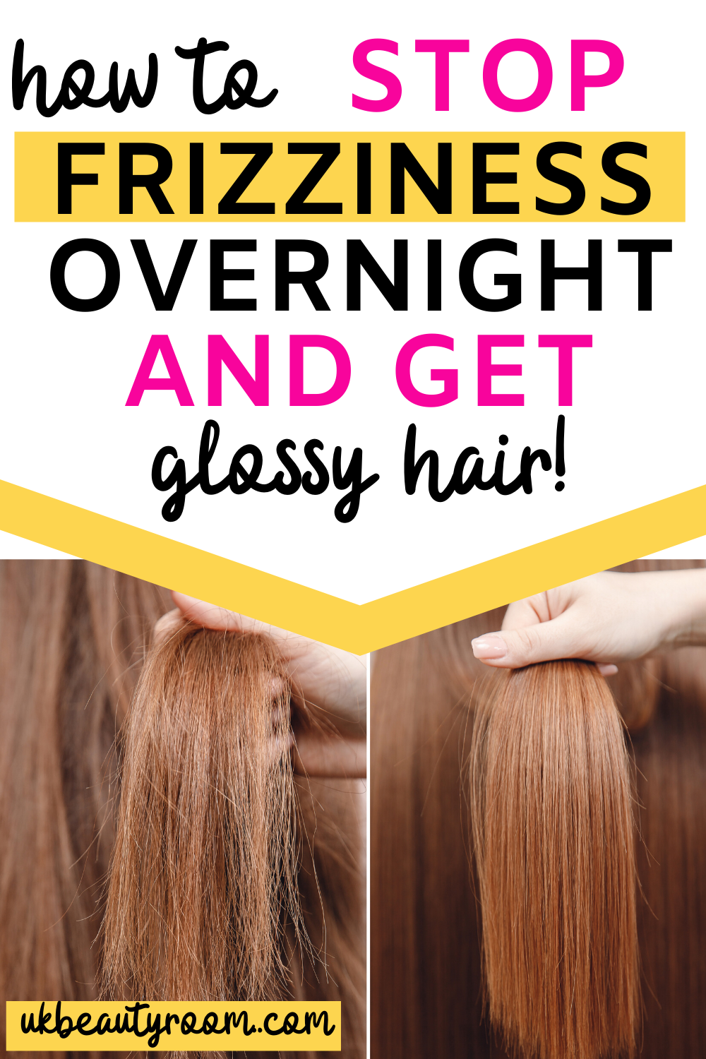 How to Stop Frizzy Hair After Washing - 9 Amazing Products for Hair Maintenance